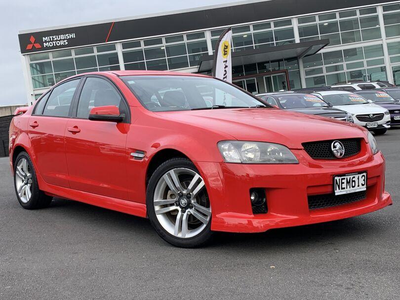 2008 Holden Commodore 1