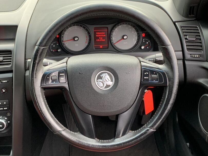 2008 Holden Commodore 8