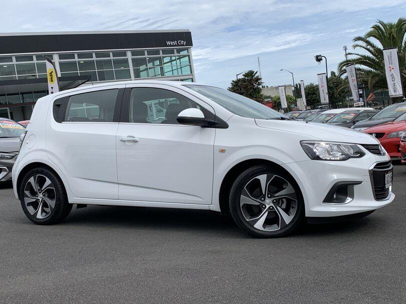 2017 Holden Barina 4