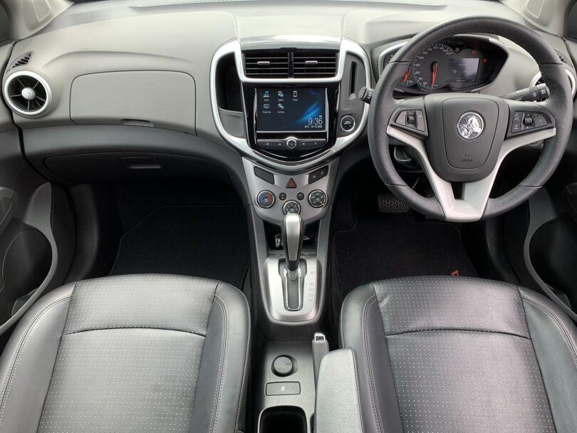 2017 Holden Barina 11