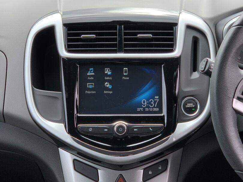 2017 Holden Barina 8