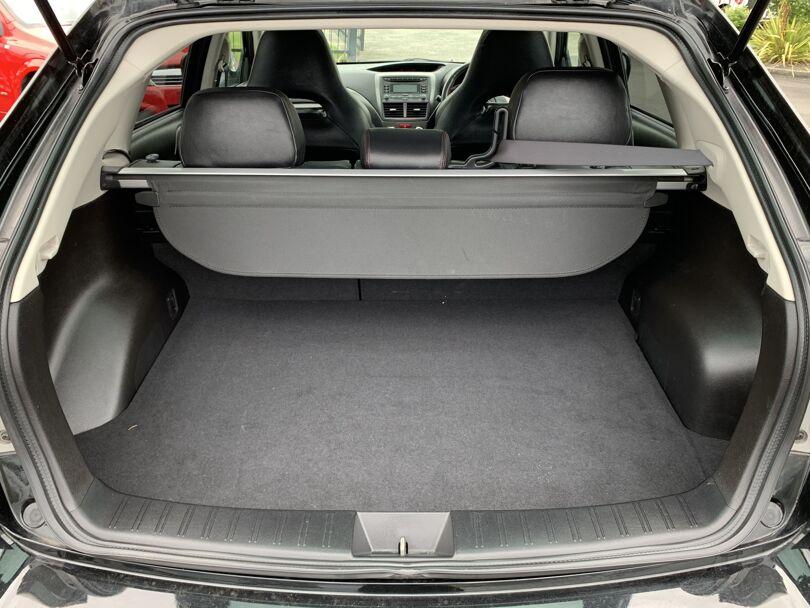2009 Subaru Impreza 16