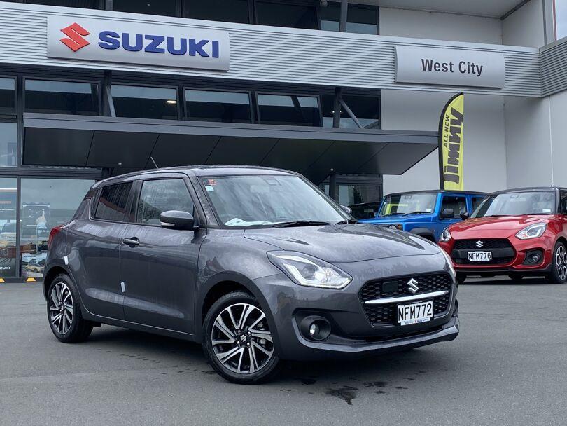 2021 Suzuki Swift 1