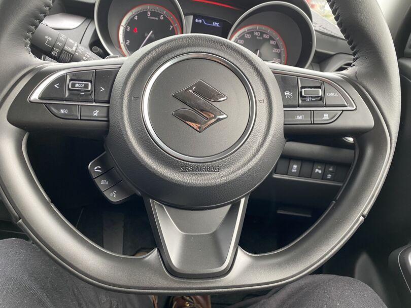 2021 Suzuki Swift 8
