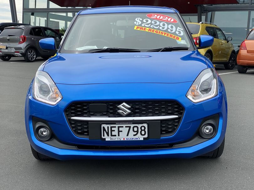 2020 Suzuki Swift 4