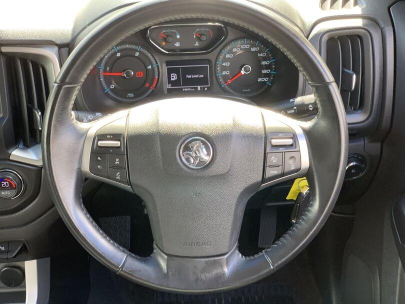 2019 Holden Colorado 9
