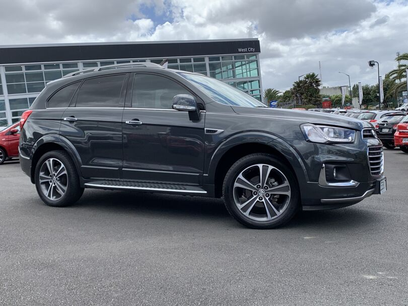 2018 Holden Captiva 4