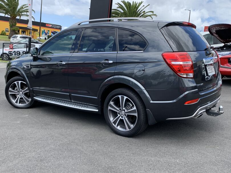 2018 Holden Captiva 5