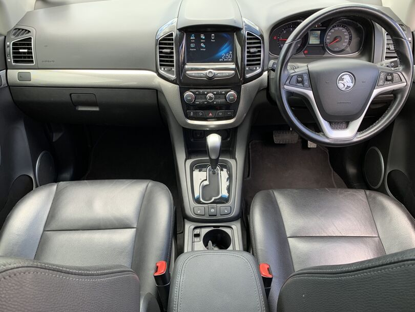 2018 Holden Captiva 14