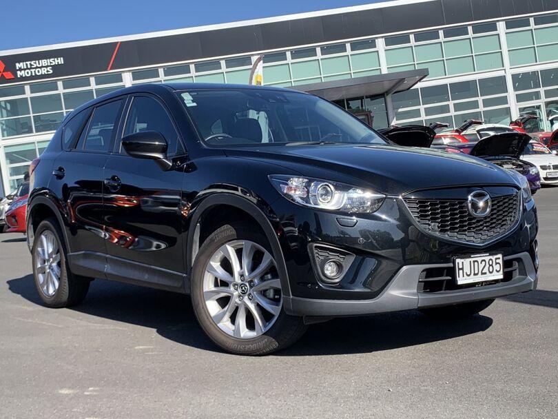 2014 Mazda CX-5 1