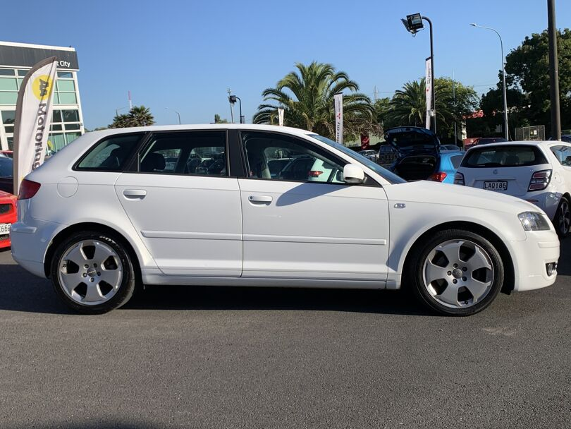 2008 Audi A3 6