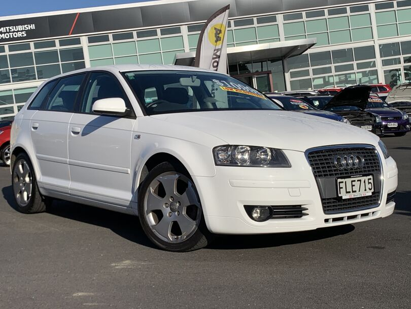 2008 Audi A3 1
