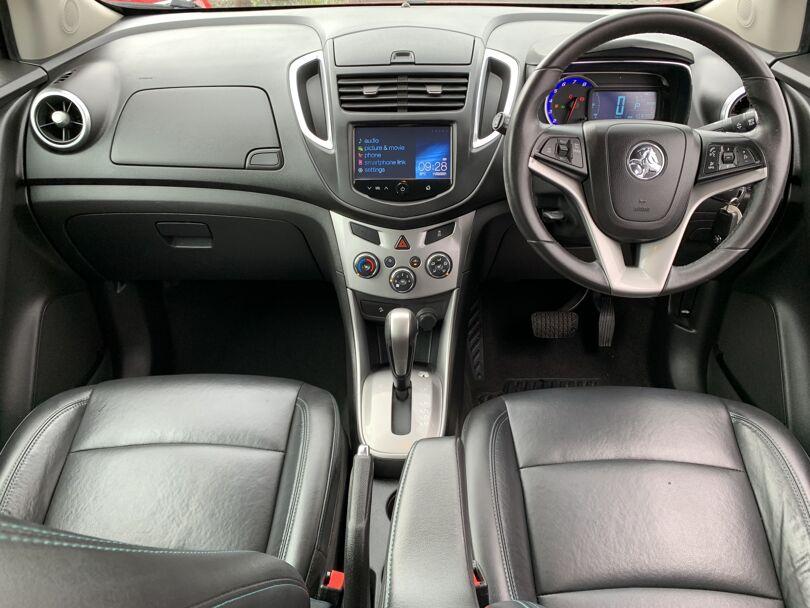 2015 Holden Trax 12