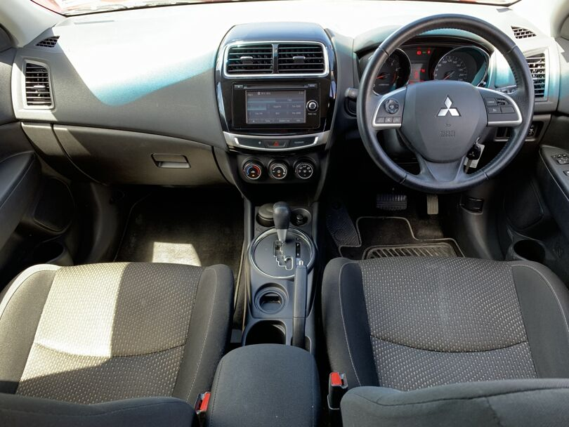 2014 Mitsubishi ASX 12