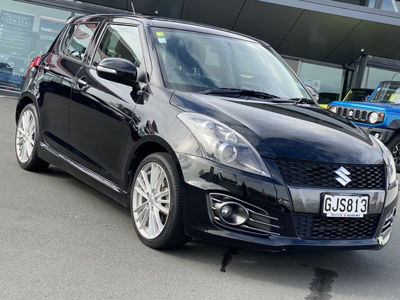 2012 Suzuki Swift 5