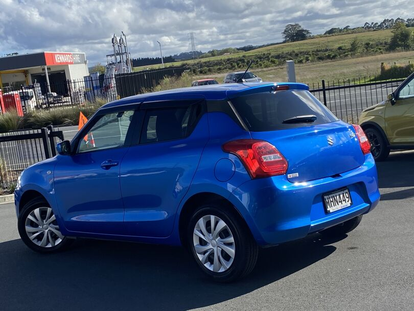 2017 Suzuki Swift 2