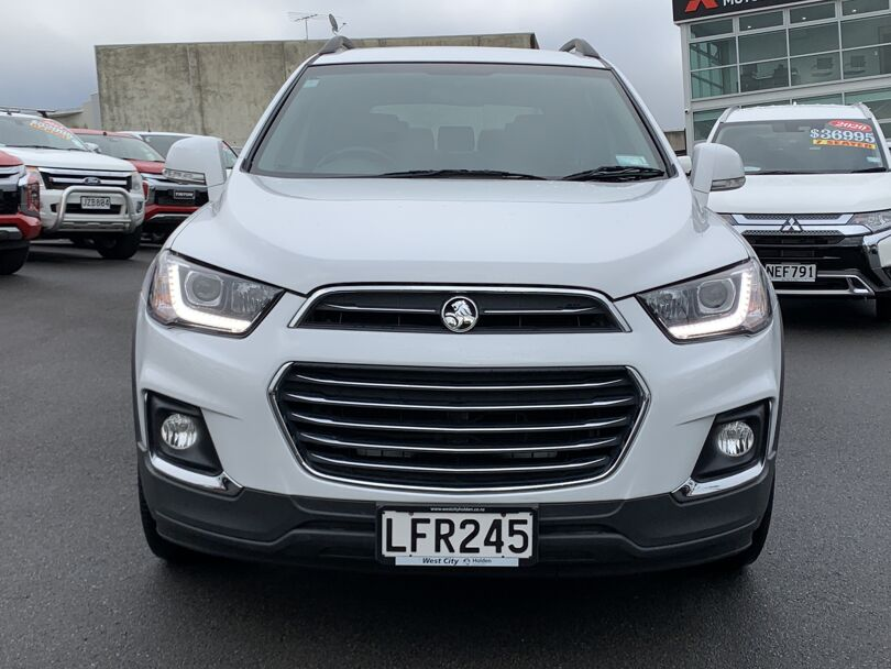 2018 Holden Captiva 2