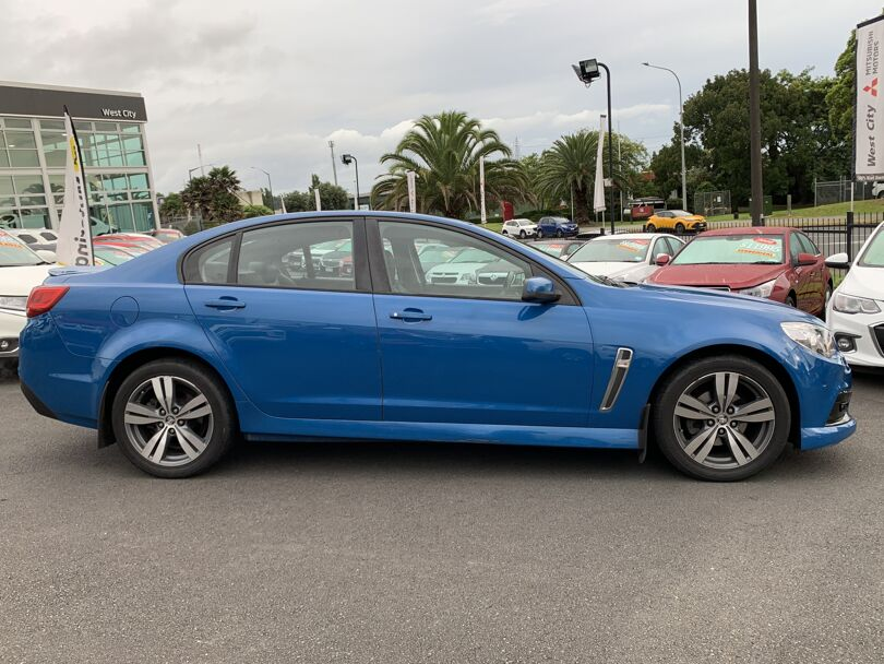2013 Holden Commodore 6