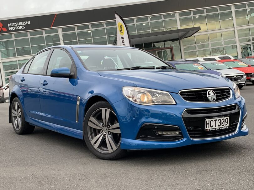 2013 Holden Commodore 1