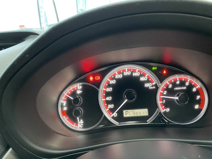 2009 Subaru Impreza 6