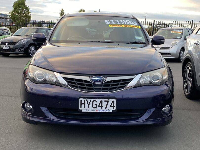 2009 Subaru Impreza 2