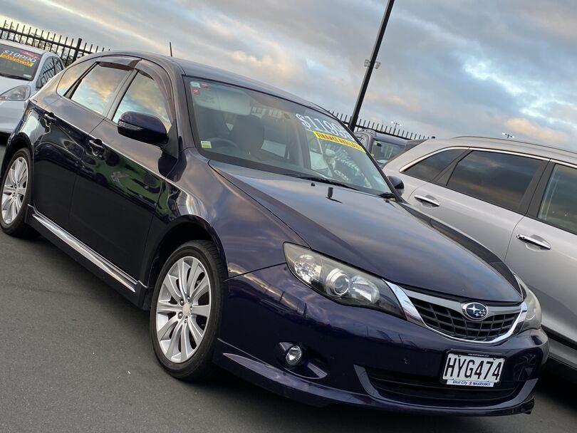 2009 Subaru Impreza 1