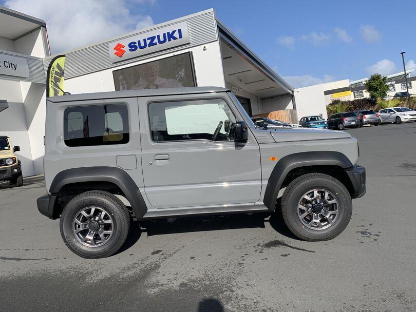 2021 Suzuki Jimny 3
