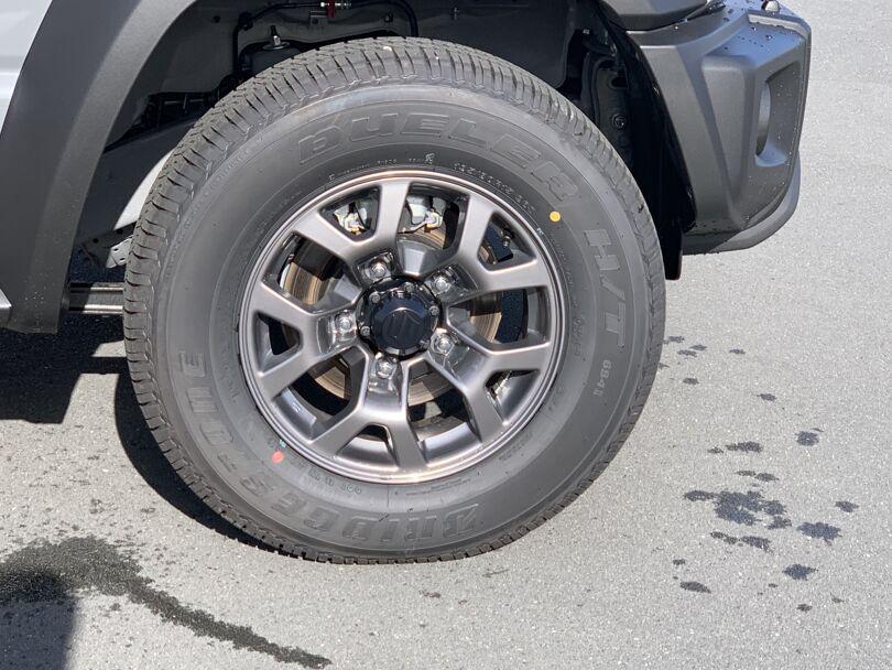 2021 Suzuki Jimny 7