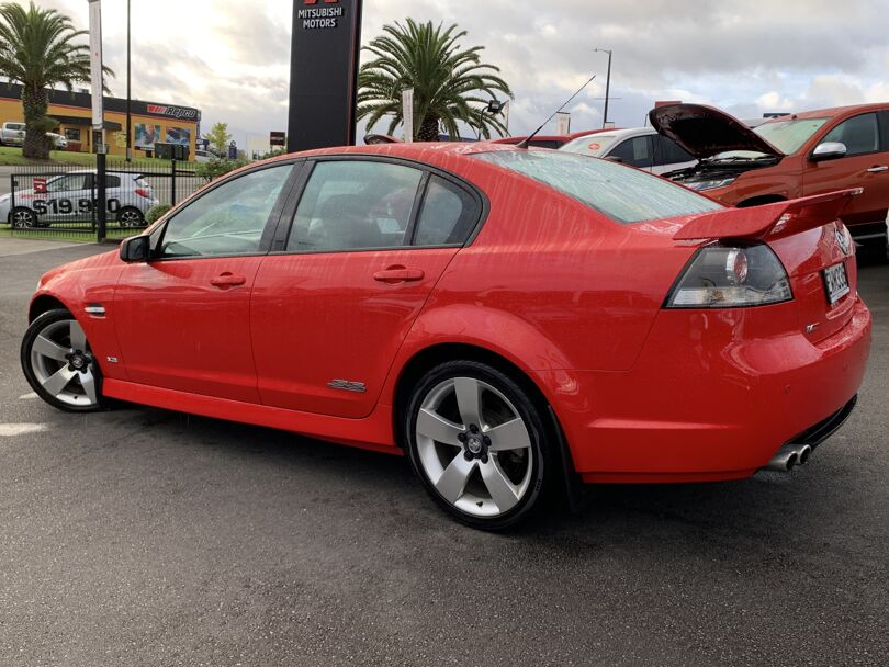2009 Holden Commodore 5