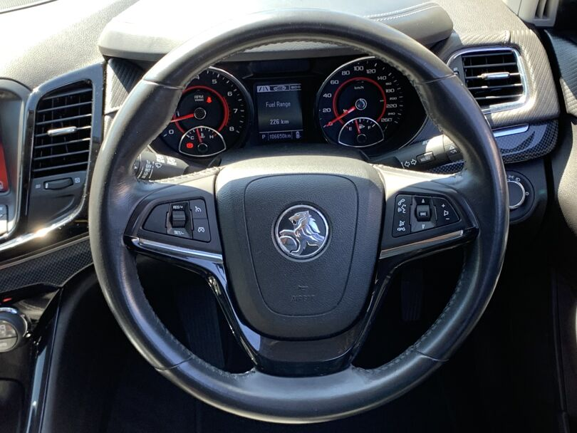 2016 Holden Commodore 9