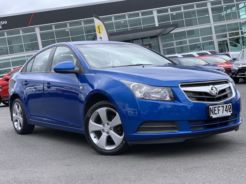 2011 Holden Cruze 1