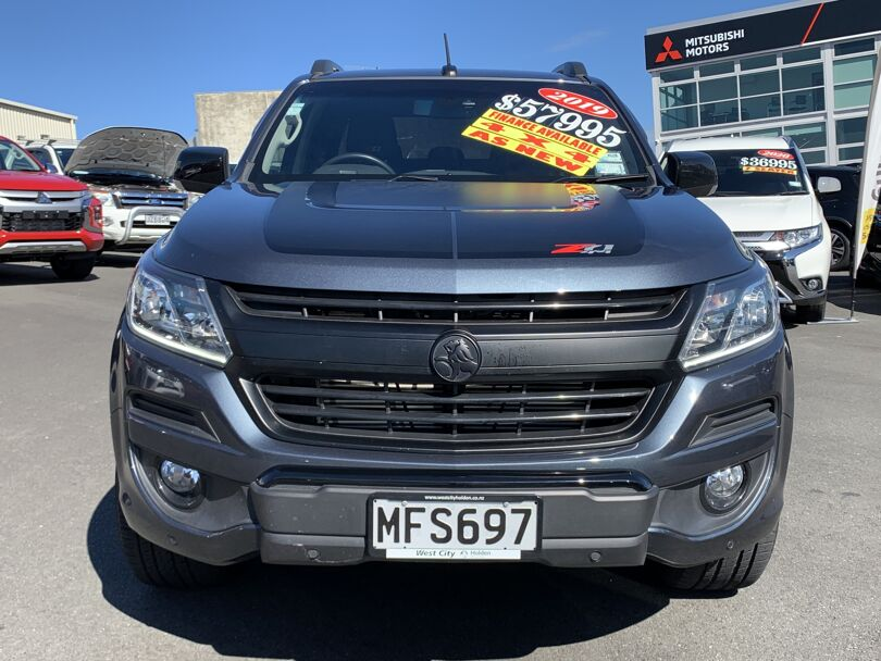2019 Holden Colorado 2