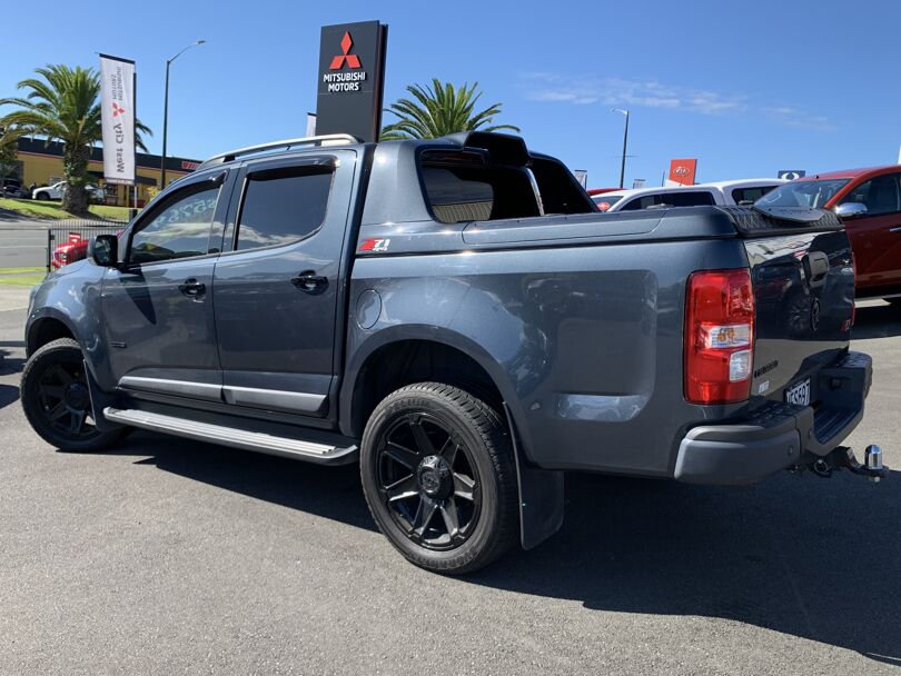 2019 Holden Colorado 5
