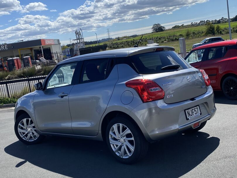 2021 Suzuki Swift 2