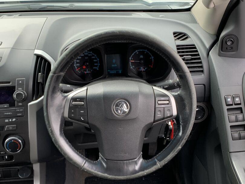 2013 Holden Colorado 9