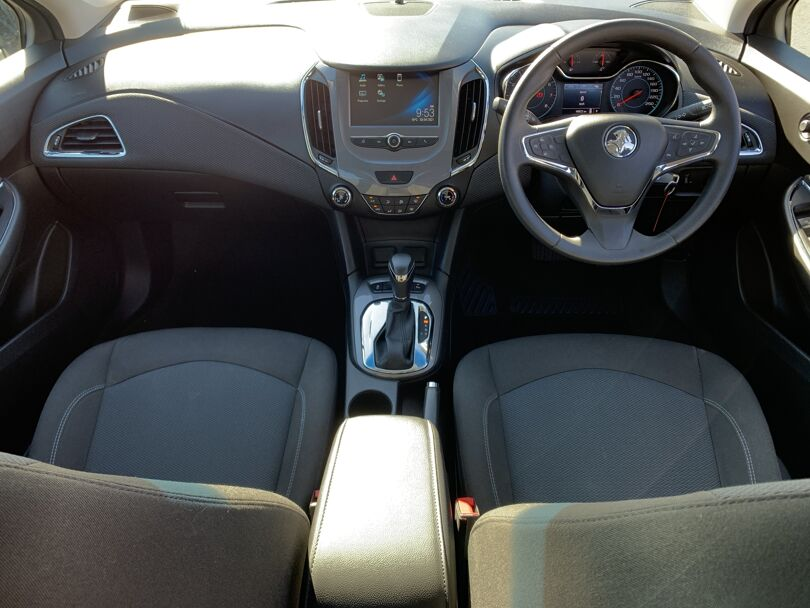 2018 Holden Astra 12