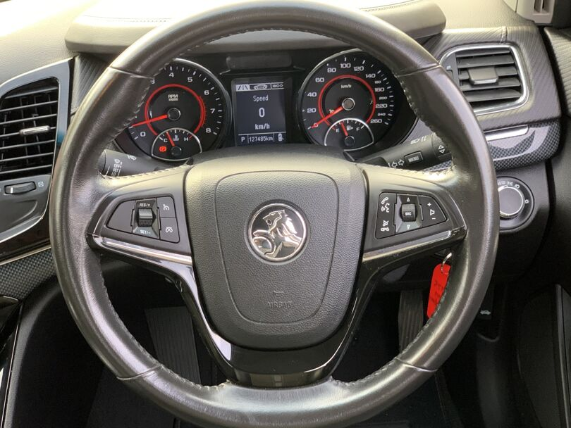 2014 Holden Commodore 8