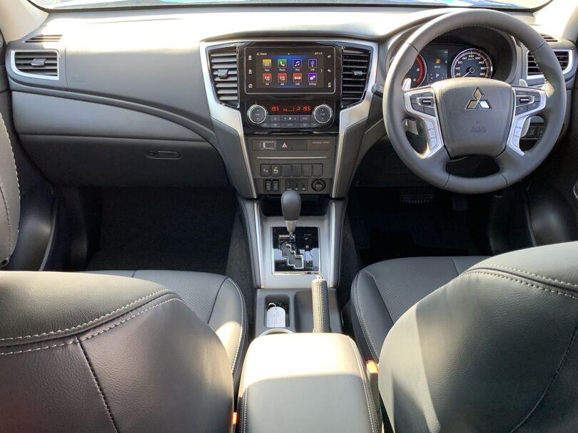 2021 Mitsubishi Triton 13