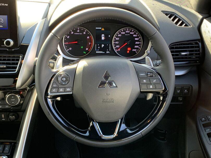2021 Mitsubishi Eclipse Cross 9