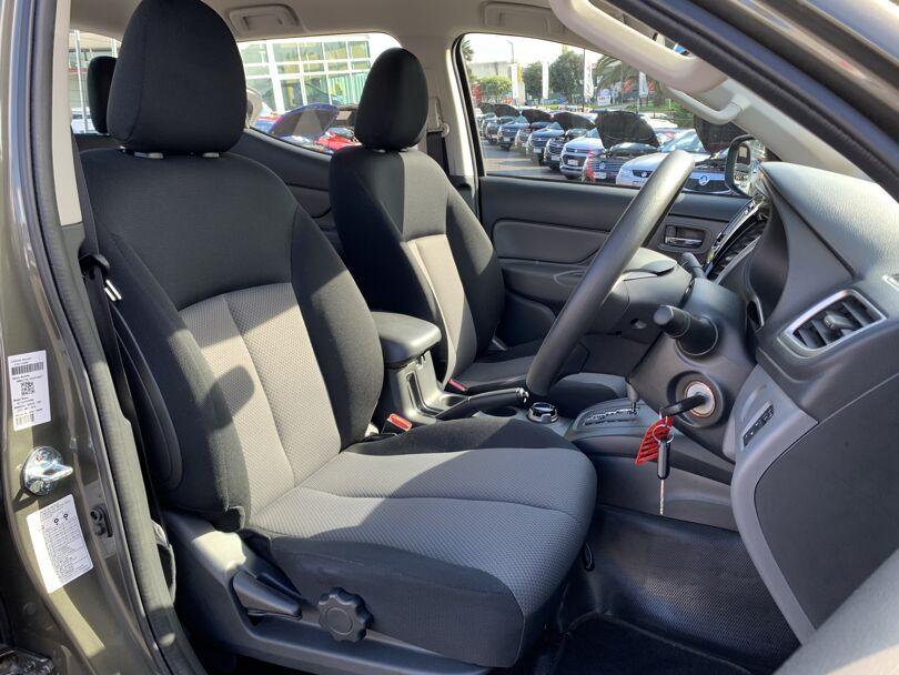 2018 Mitsubishi Triton 12