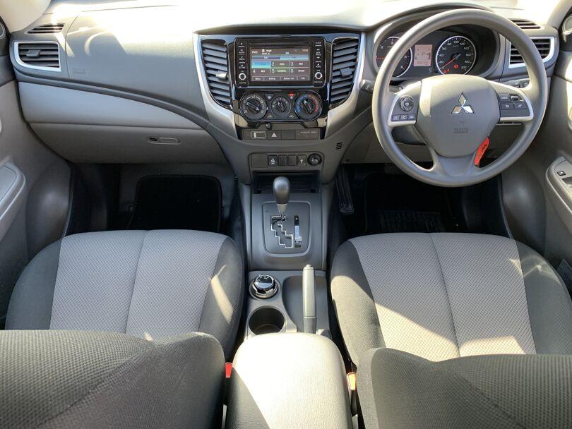 2018 Mitsubishi Triton 11
