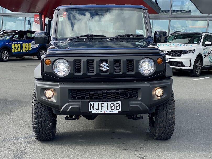 2021 Suzuki Jimny 4