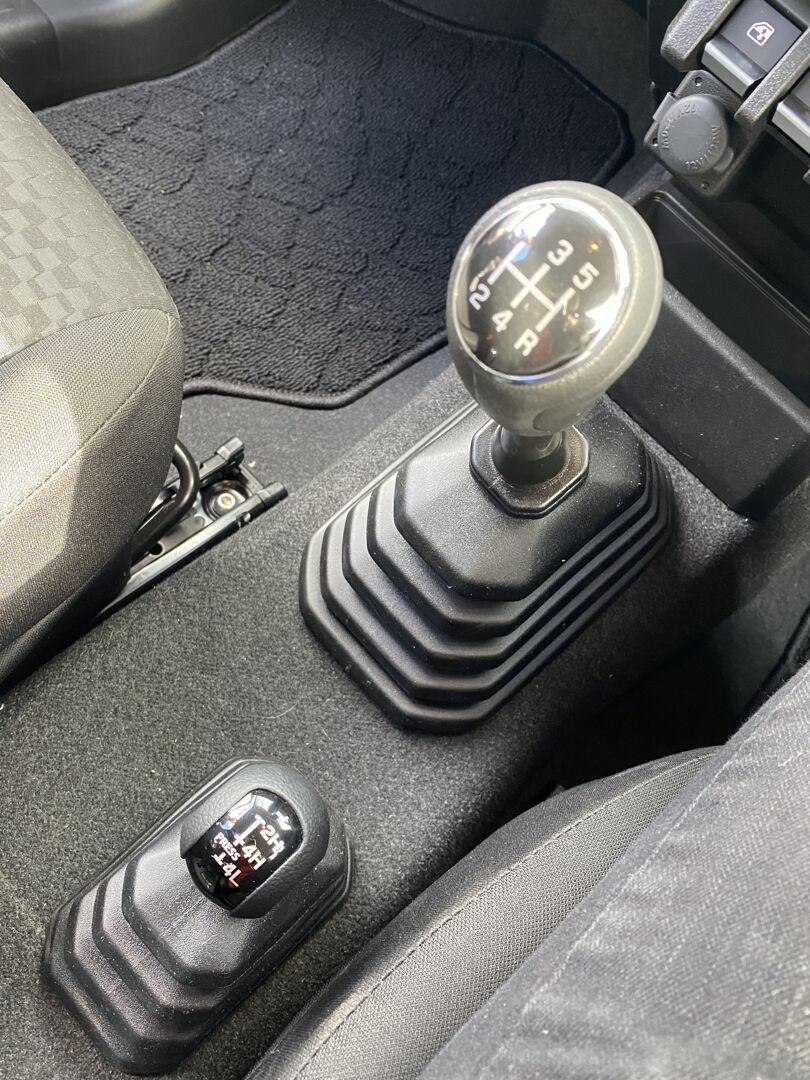 2021 Suzuki Jimny 12