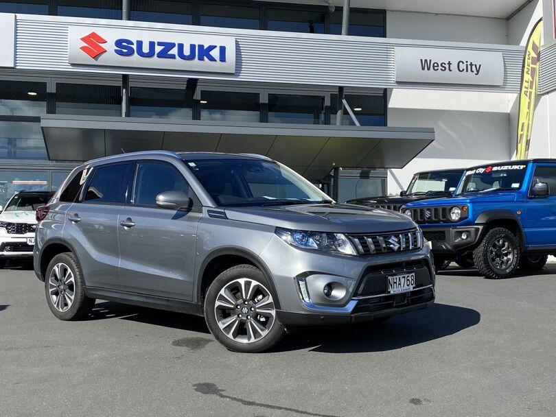 2021 Suzuki Vitara 1