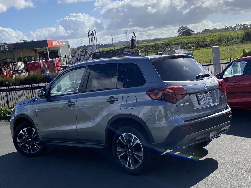 2021 Suzuki Vitara 2