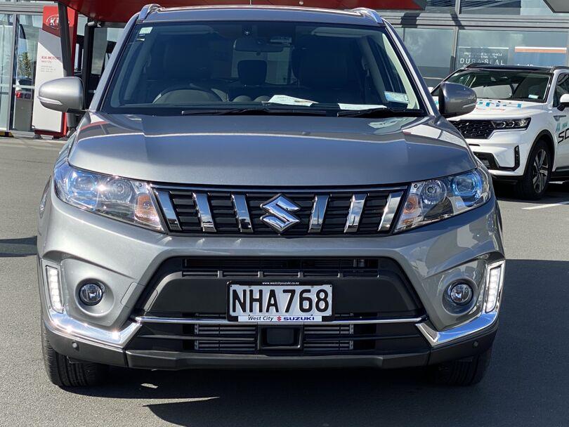 2021 Suzuki Vitara 4