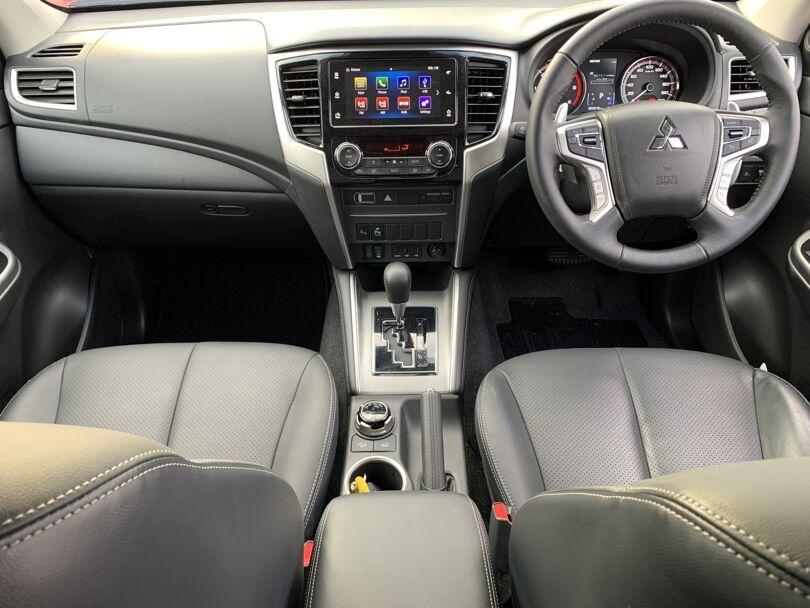 2021 Mitsubishi Triton 14