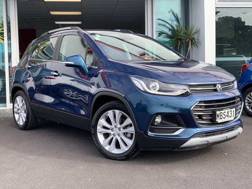 2019 Holden Trax 1