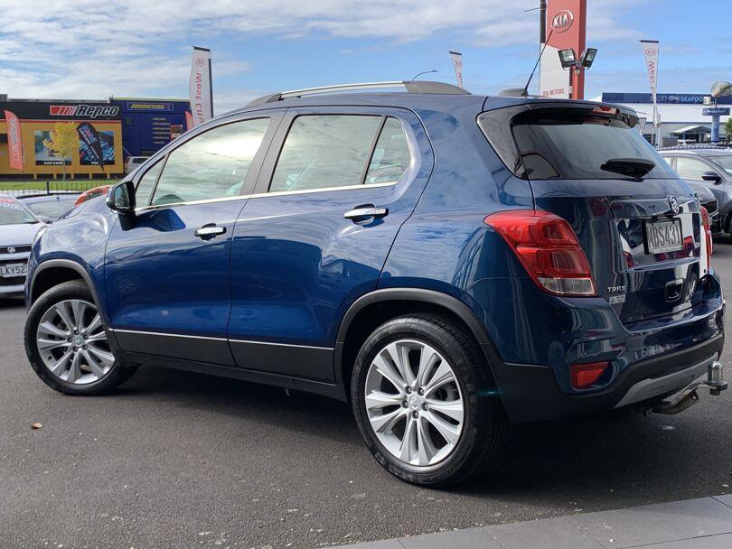 2019 Holden Trax 5