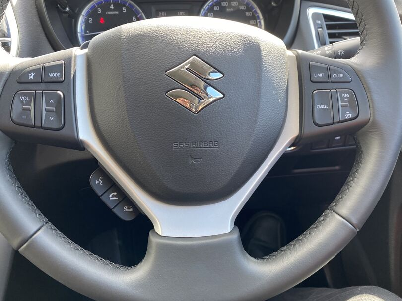 2020 Suzuki S-Cross 10